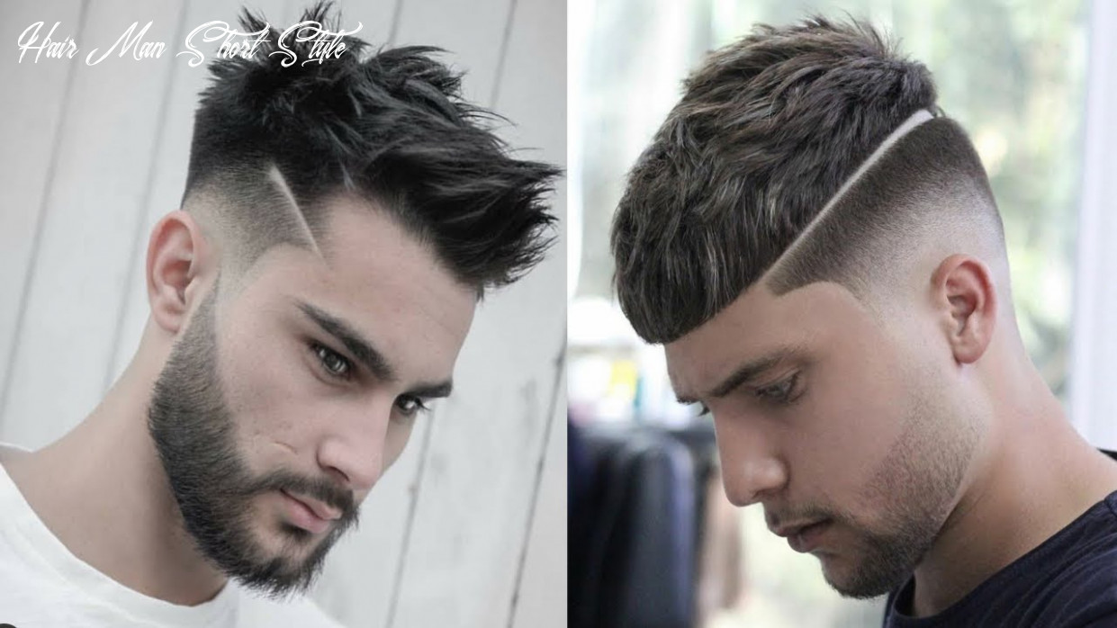Mens Short Hair for Summer 11 | Beard with Hairstyle 11 | Mens Trendy  Hairstyles