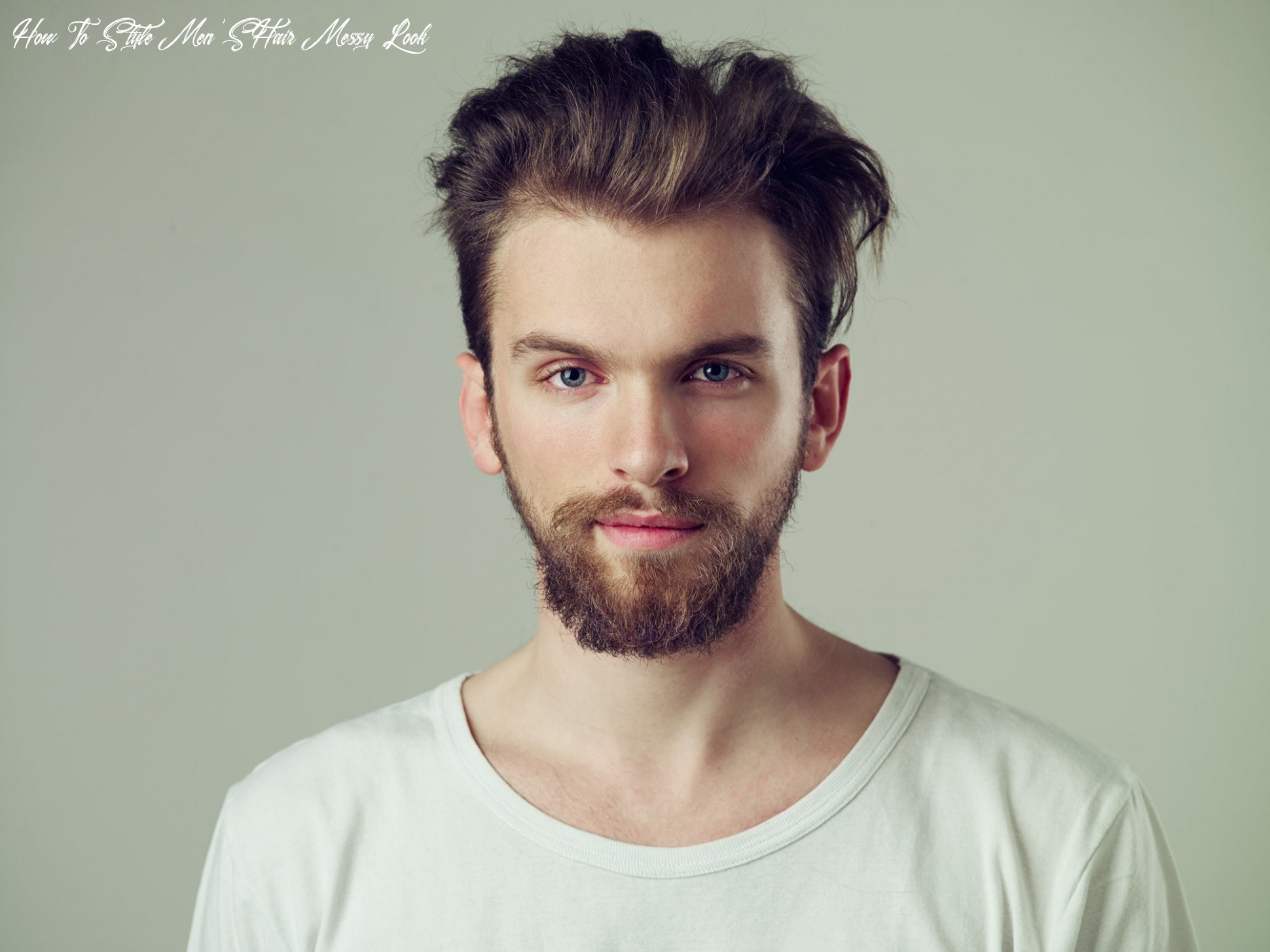 Messy Hairstyles for Men in 11   All Things Hair US