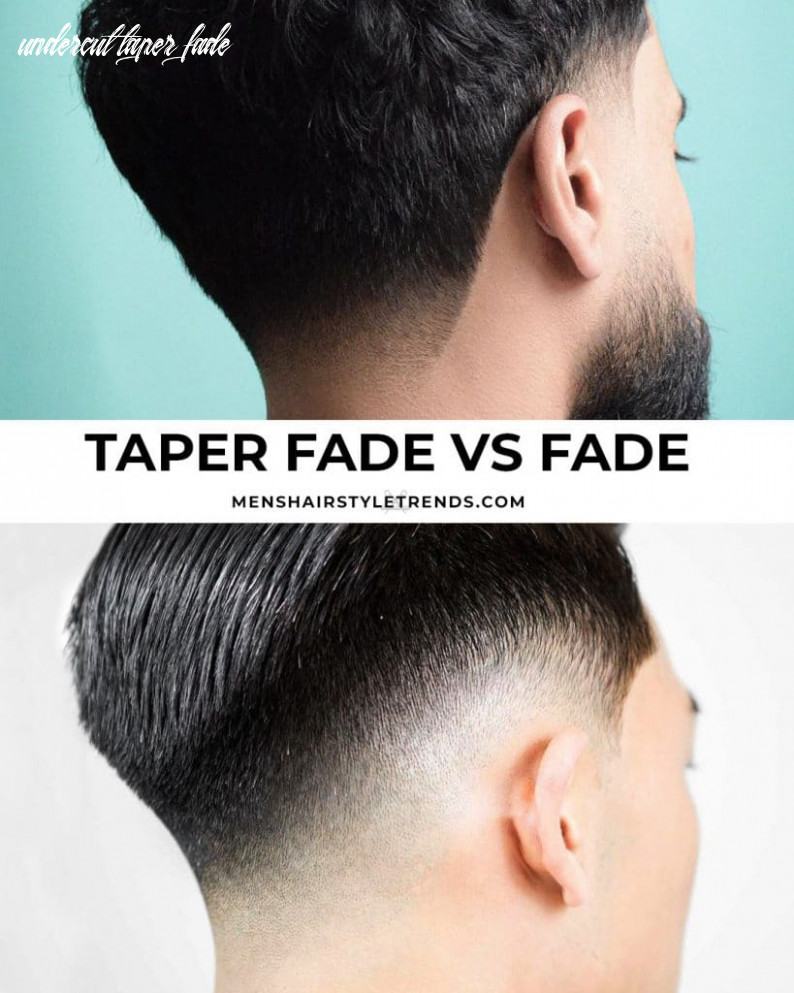 Taper Fade Haircuts (10 Styles)