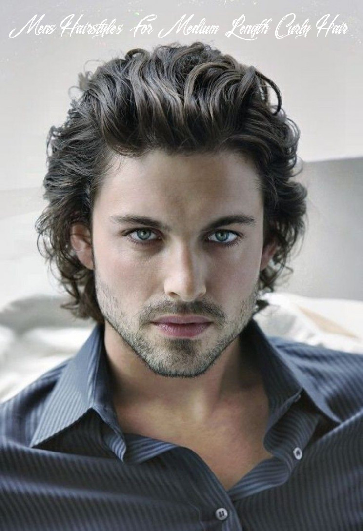 The 10 Best Curly Hairstyles for Men   Improb