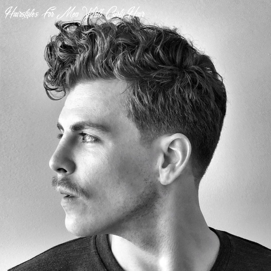 The 8 Best Curly Hairstyles for Men | Improb