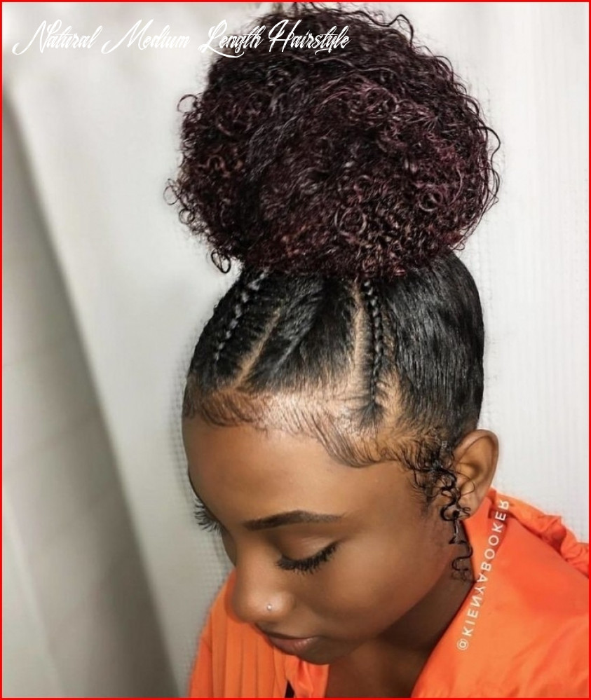 The Best Cute Natural Hairstyles