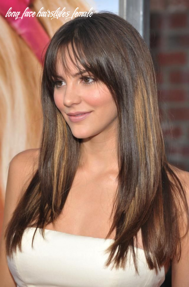 The Best Haircuts for Oval Faces | Long face hairstyles, Medium ...