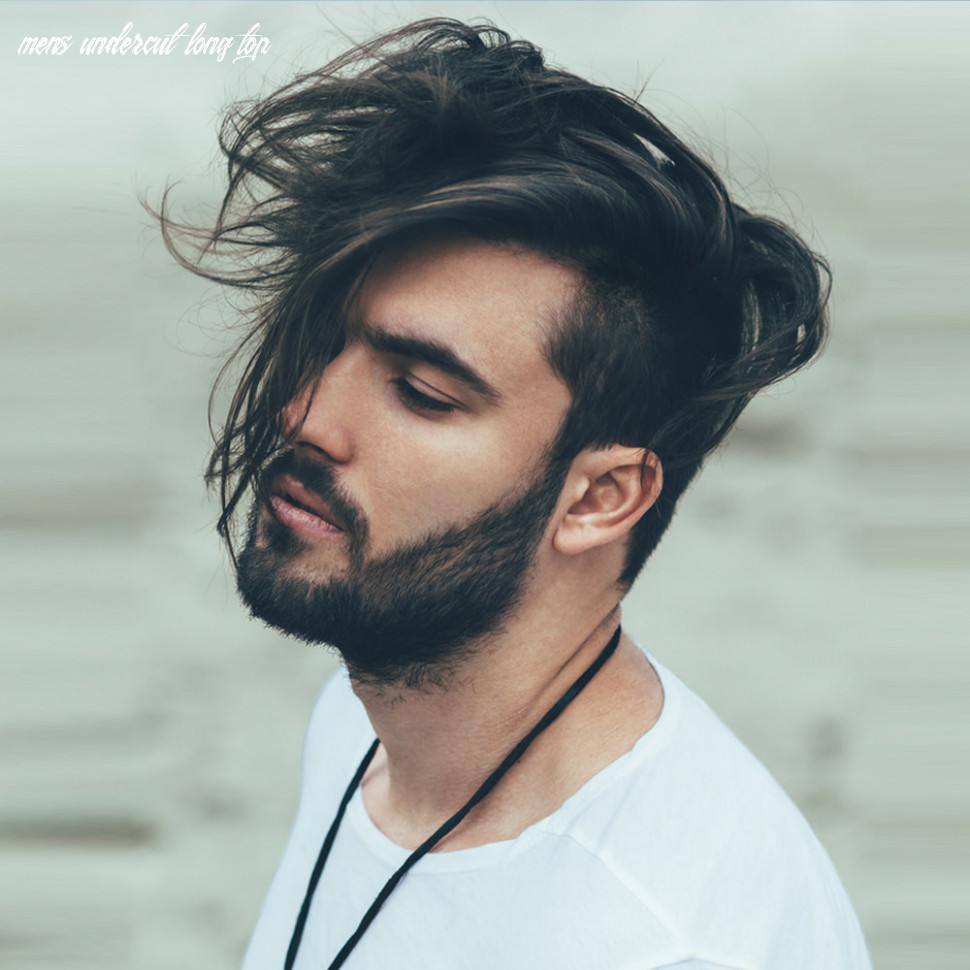 The Disconnected Undercut Is This Year's Biggest Men's Hair Trend ...