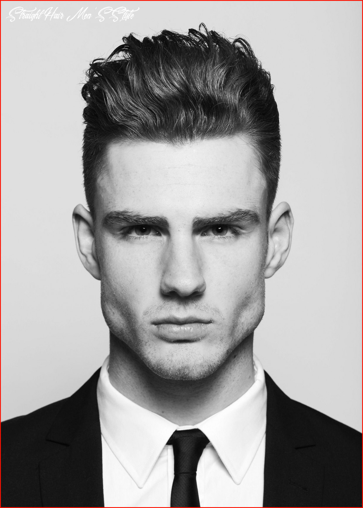 Top Long Hairstyles for Men with Straight Hair Gallery Of ...
