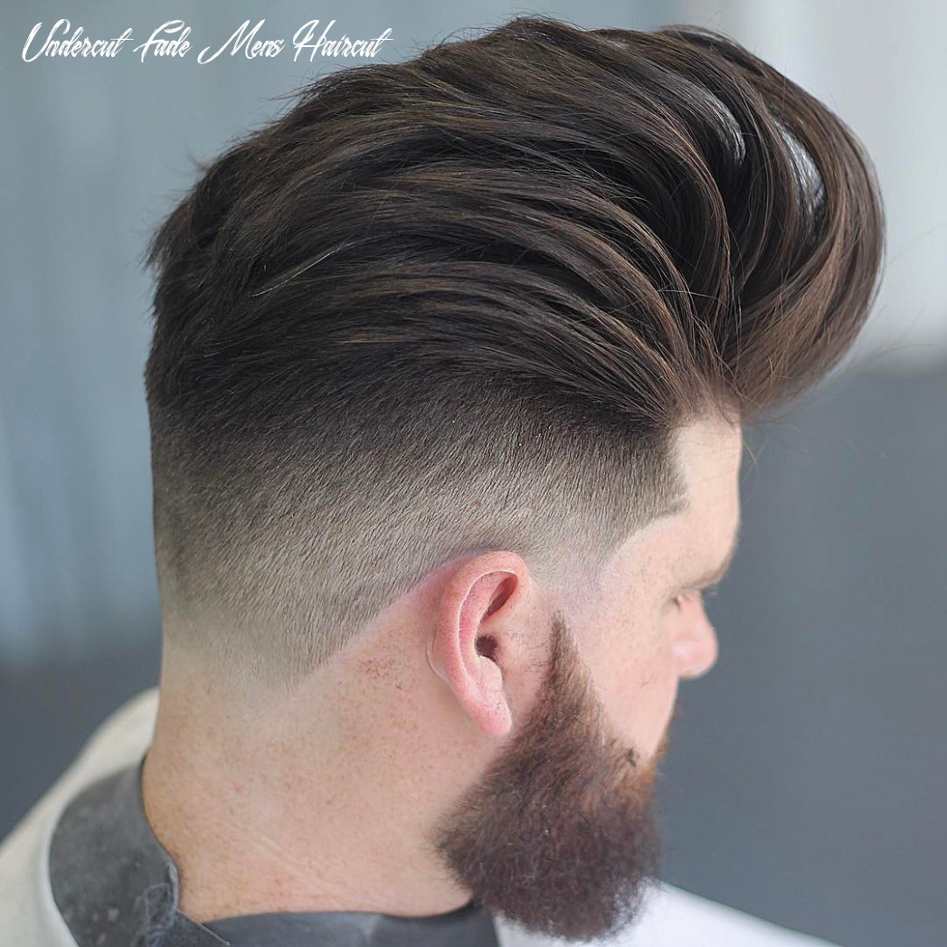 Undercut Fade Haircuts + Hairstyles For Men (9 Styles)
