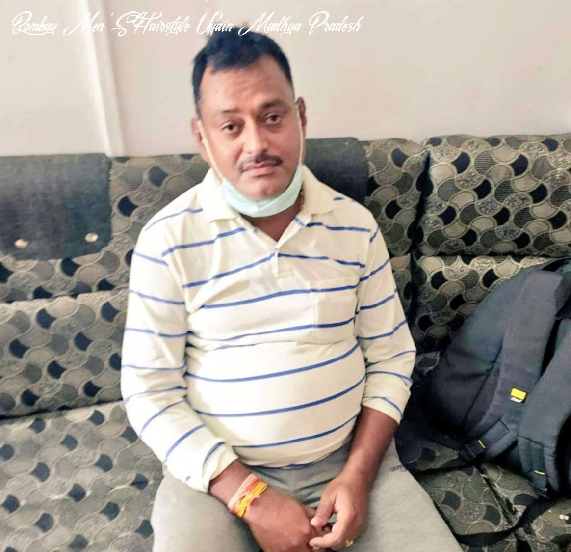 Vikas Dubey news: Gangster Vikas Dubey arrested from Ujjain in ...