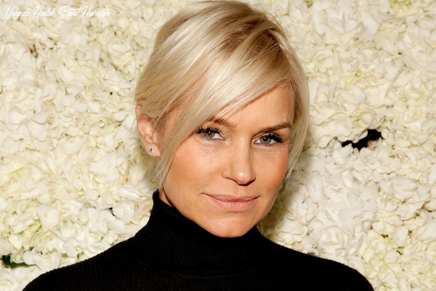 Yolanda Foster Haircut: See Photo of Her Short Style | The Daily Dish